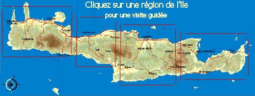 Carte Crete Heraklion.Crete Chania Rethymnon Heraklion Agios Nikolaos